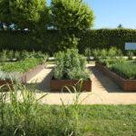 Camping Le Paradis - Blog La nature s'éveille - Jardin aromatique