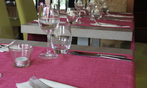Camping Le Paradis - Services - Restaurant